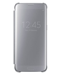 Funda Samsung Clear View Cover S7 edge - comprar online