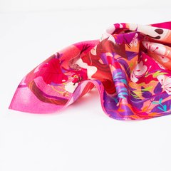 ISLA DE MONOS - VALISSE · 100% SILK SCARVES · A PIECE OF ART ·