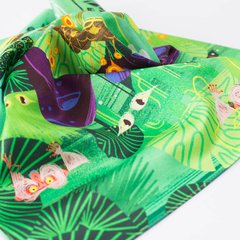 MISTERIOSA AMAZONAS - VALISSE · 100% SILK SCARVES · A PIECE OF ART ·