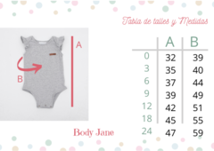Body Jane •Gris• en internet