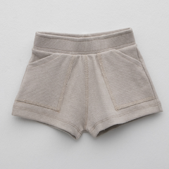 Short Plum •Beige•