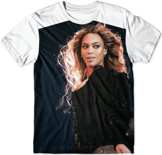 Camiseta -Beyoncé Formation Tour na internet