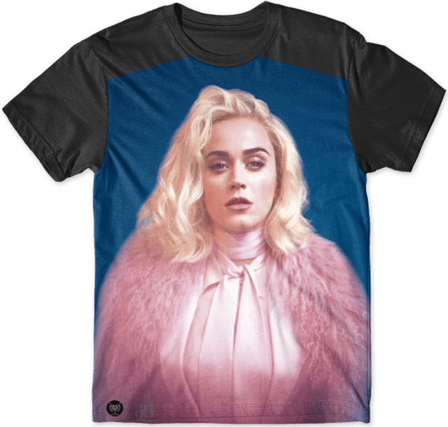 Camiseta - Katy Perry CTTR na internet