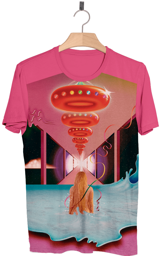 Camiseta Kesha Cover
