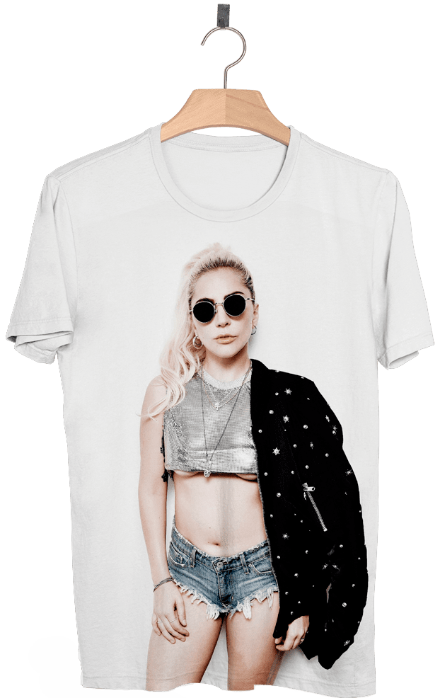 Camiseta - LADY GAGA