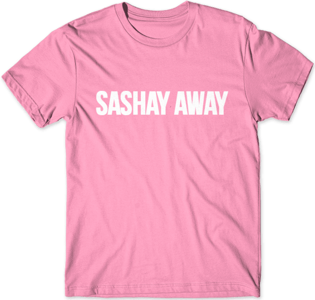 Camiseta RuPaul's Drag Race - Sashay Away na internet