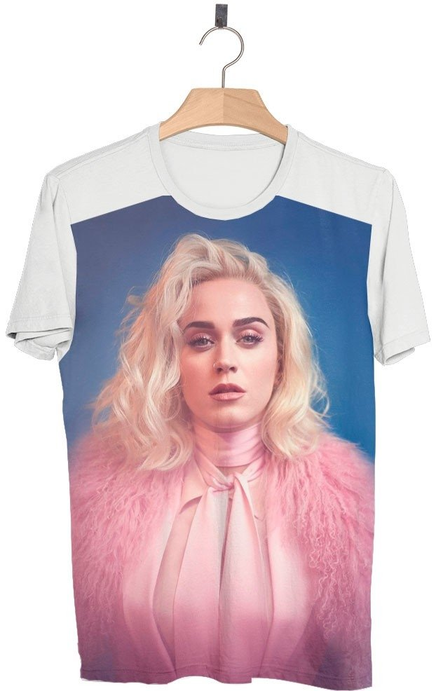 Camiseta - Katy Perry CTTR