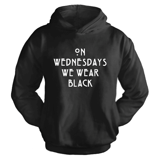 Moleton American Horror Story - Wear Black