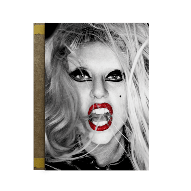Quadro Lady Gaga - Born This Way