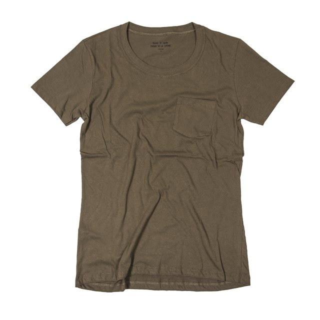 Remera Pocket Verde
