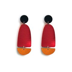 PIEDRA earrings / FW20 on internet