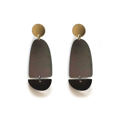 PIEDRA earrings / FW20