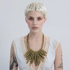 RAMAS necklace / FW20 on internet
