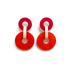 MARNI small earrings / SS21 on internet