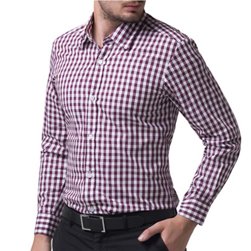 137b5372f3 Camisas Burberry Para Hombres