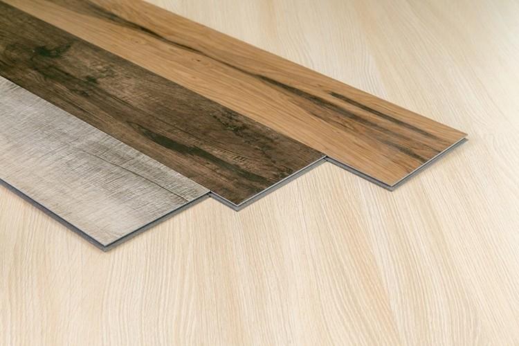 Piso Vinilico One Floor - Tablas click, 4mm