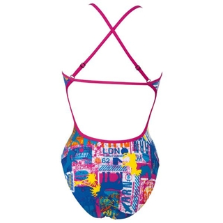 ARENA W PASSPORT ACCELERATE BACK ONE PIECE (1A725) - comprar online