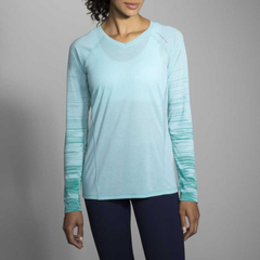 BROOKS DISTANCE LONG SLEEVE (221177)
