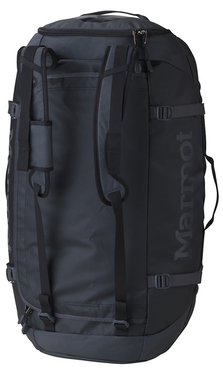 MARMOT LONG HAULER DUFFLE BAG SLATE GREY/BLACK (889169802843) - comprar online