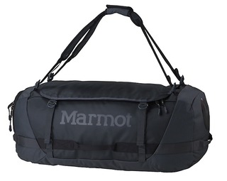 MARMOT LONG HAULER DUFFLE BAG LARGE SLATE GREY/BLACK (889169802881)