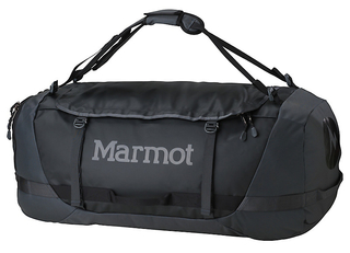 MARMOT LONG HAULER DUFFLE BAG XLARGE SLATE GREY/BLACK (889169802911)