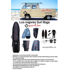 BOARDBAG SURF - gear4fun