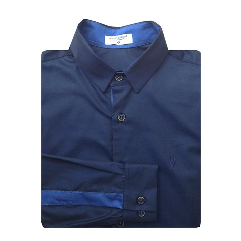 Camisa Manga Larga Blue on Blue - comprar online