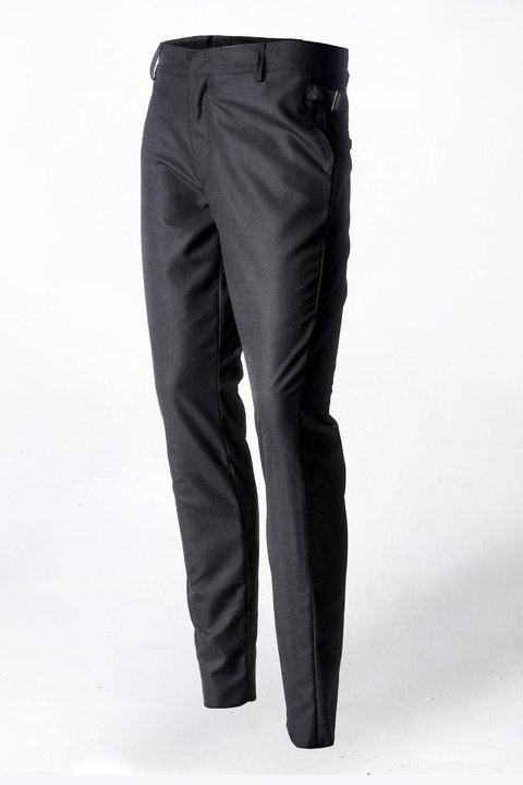 Pantalon de Dril stretch negro