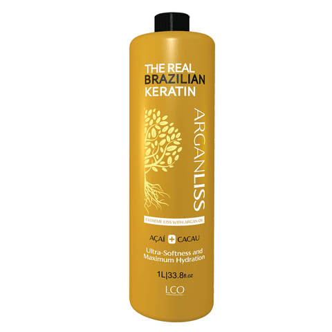 ArganLiss - THE REAL BRAZILIAN KERATIN