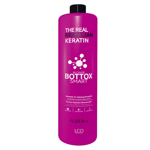 Botox Smart - THE REAL BRAZILIAN KERATIN
