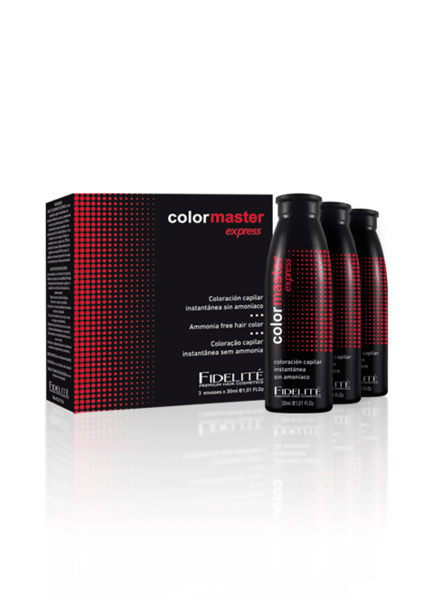 Color Express 3 unidades por 30 ml. Fidelité