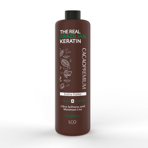 Cacao Premium Extra Forte - THE REAL BRAZILIAN KERATIN