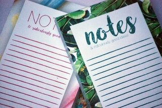 NotePads en internet