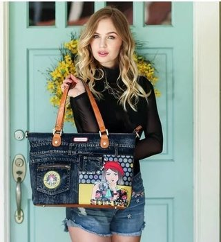 BOLSA NICOLE LEE JS12322 HOLLYWOOD