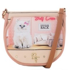 BOLSA RAFITTHY BE FOREVER CAT SELF CARE CORN 31.02301