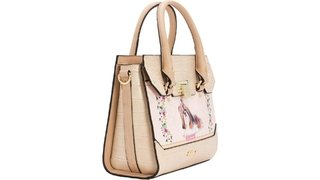 BOLSA BAU BE FOREVER RAFITTHY LHASA LIGHT/NATURAL REF: 31.91121 - comprar online