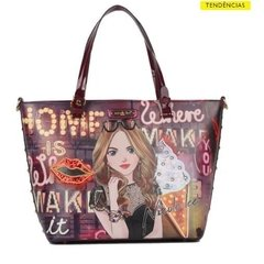 BOLSA NICOLE LEE GN12656 GIRL´S NIGHT OUT