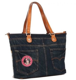 BOLSA NICOLE LEE JS12322 HOLLYWOOD - loja online