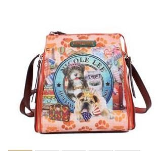 BOLSA NICOLE LEE WT10640 WORLD TOUR