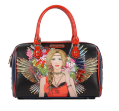 BOLSA BAÚ NICOLE LEE GYP12659 GYPSY GIRL