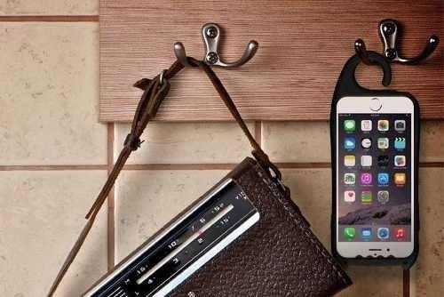 1524510faef Funda Iphone 6 6s Plus Case Cat Gato Colgante Negro. 1