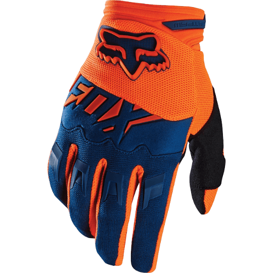 Luva FOX Dirtpaw Race Larajna / Azul