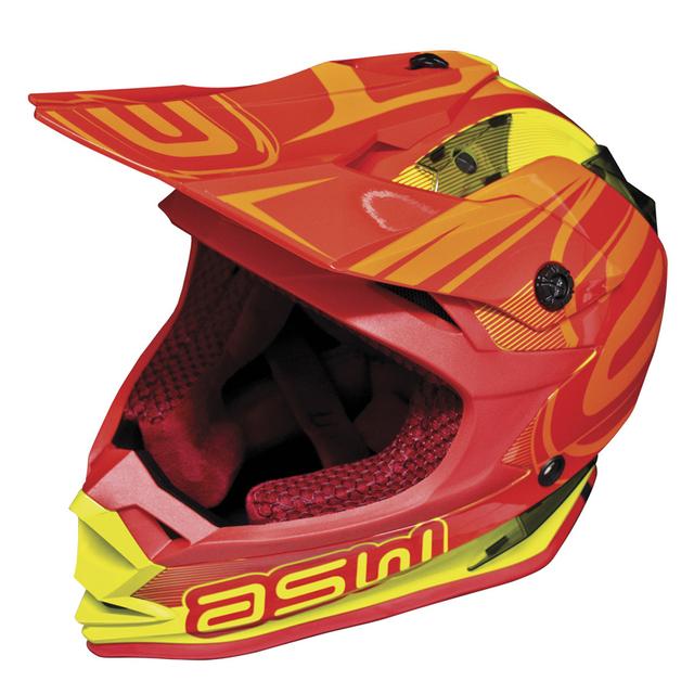3f94325625265 Capacete ASW Nirvana - Comprar em Rapozão Racing