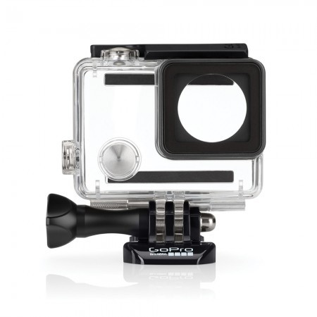Caixa Protetora Impermeável GoPro Standard Hero4 - (Standard Housing Touch Door)  - Rapozão Racing