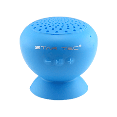 Startec ST-SP-B11 Parlante Bluetooth  silicona  adherible