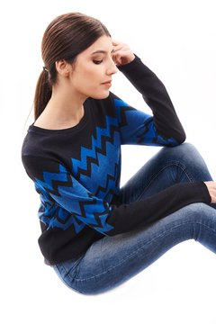 Sweater True Blue