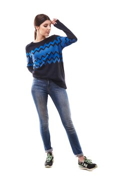 Sweater True Blue - buy online