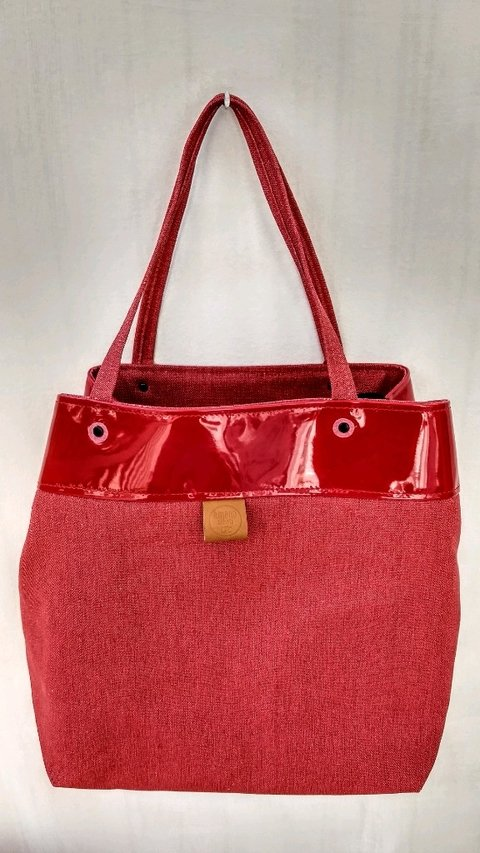 AURELIA bag rojo