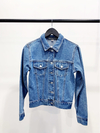 Campera Nicky Azul Wash 100PRE en internet