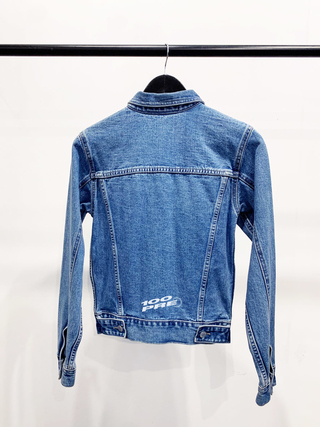 Campera Nicky Azul Wash 100PRE - soifer